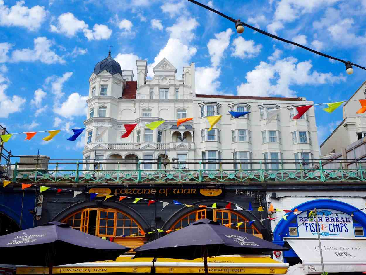how to spend a day in Brighton