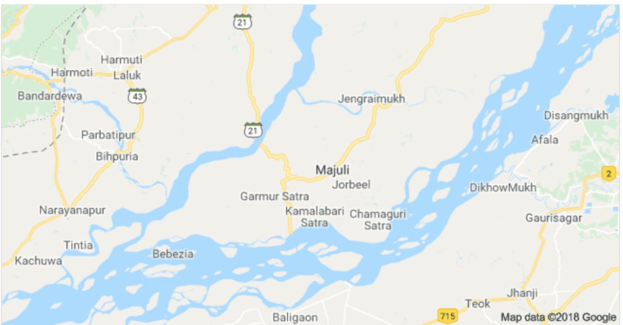 travel guide majuli island 2018
