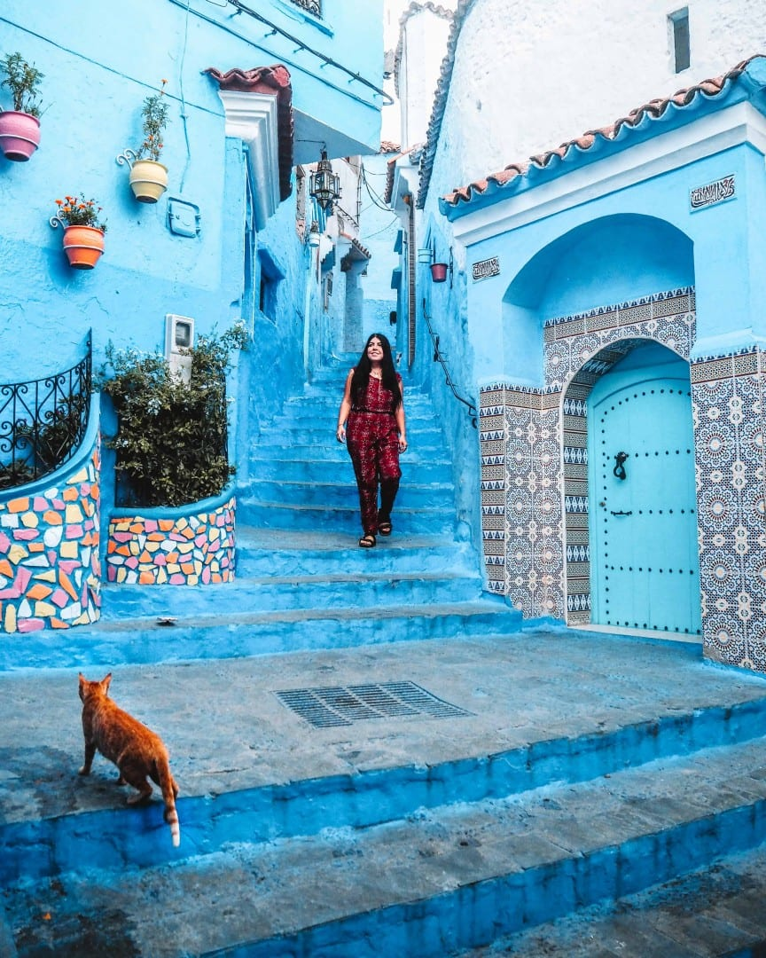 things to do in chefchaouen