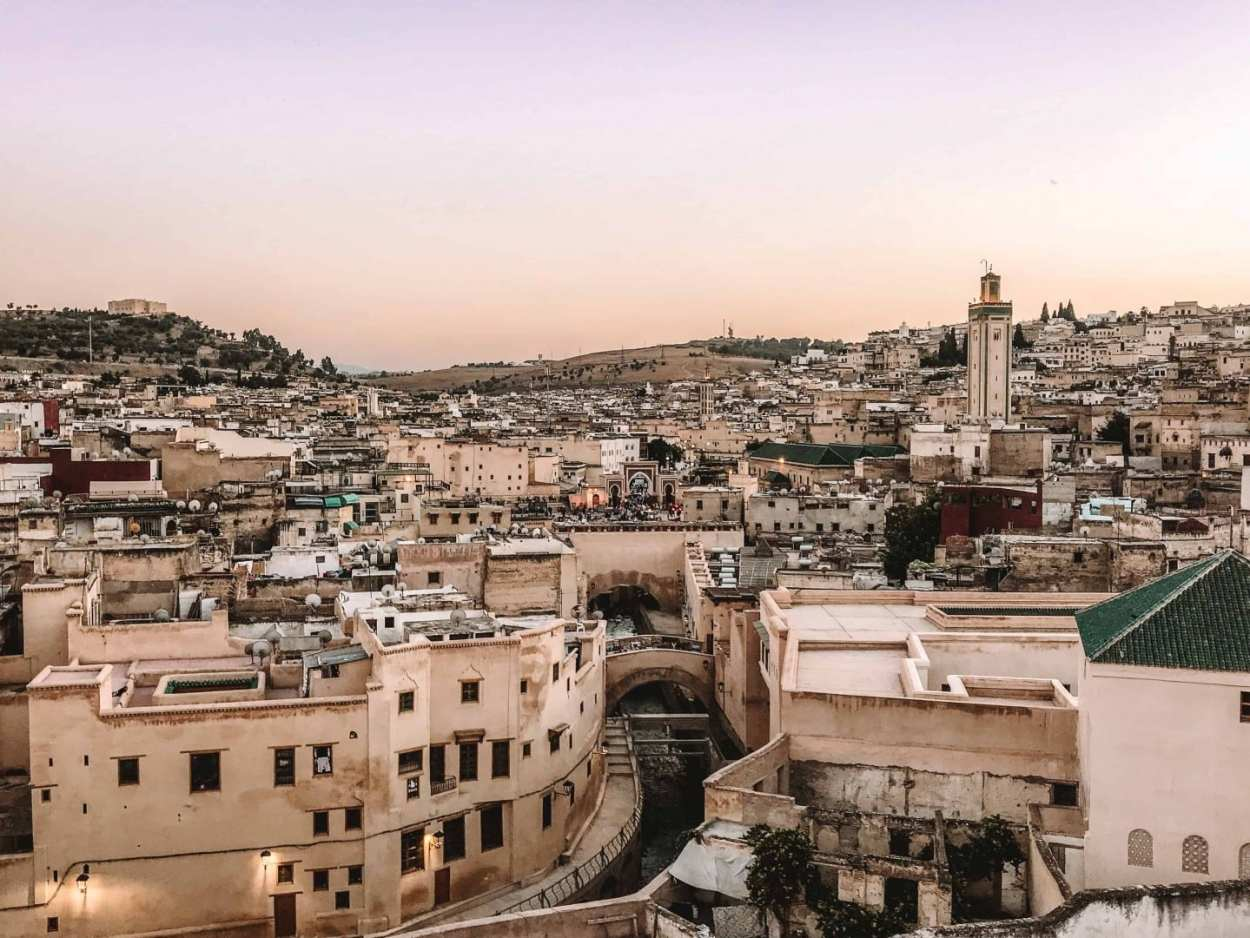 travel guide to Fes morocco