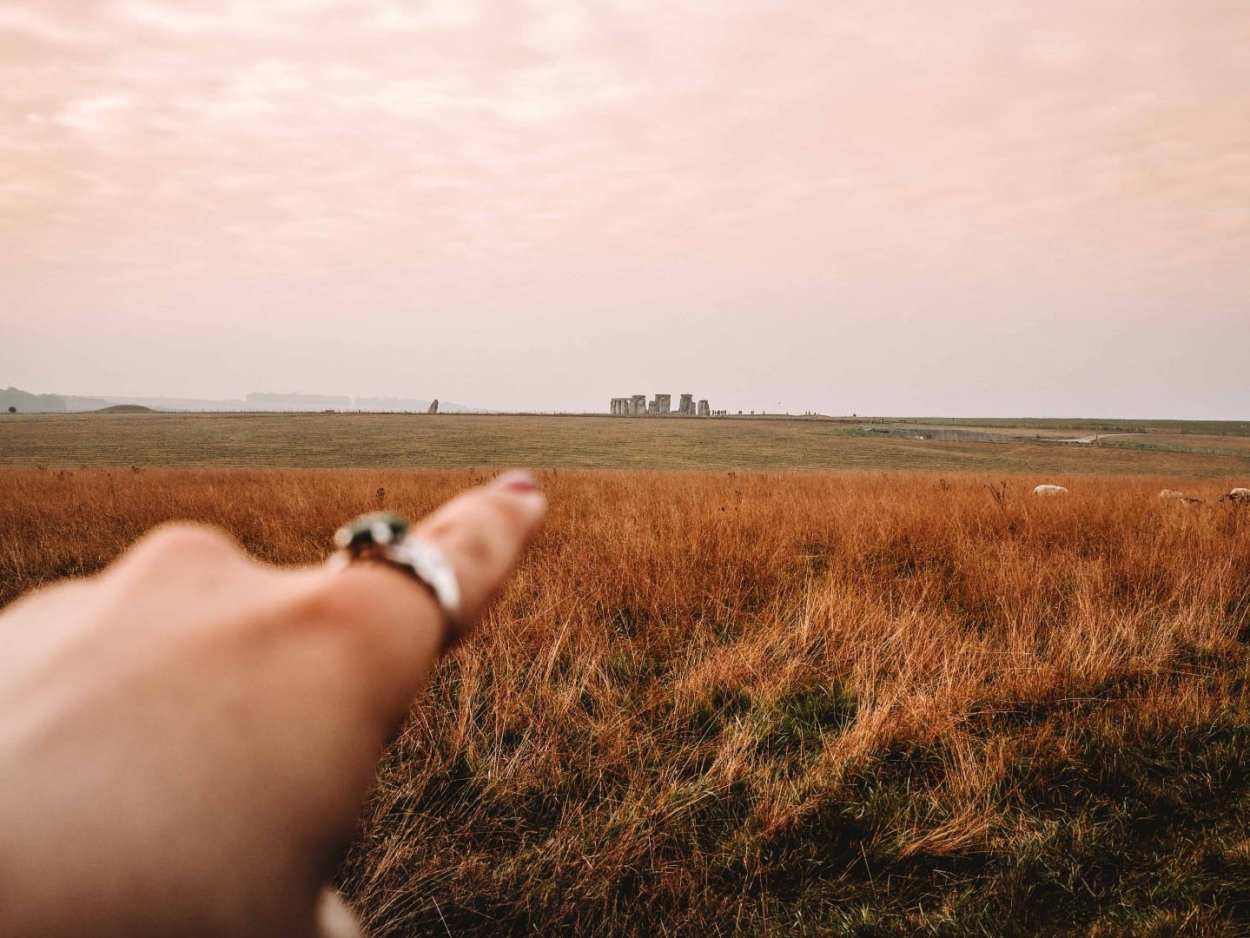 how to see stonehenge for free