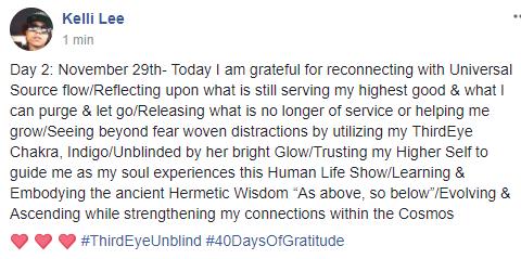 Gratitude 2 Day 02 2017-11-30