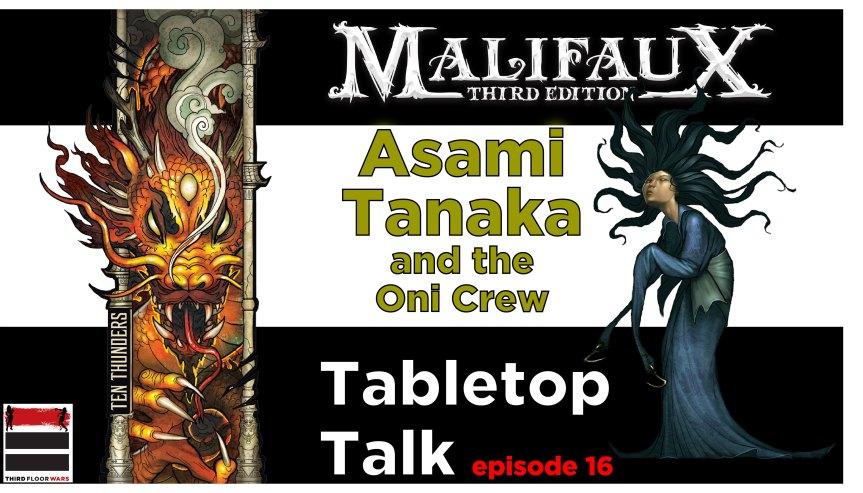 Let's Talk Asami in M3e!