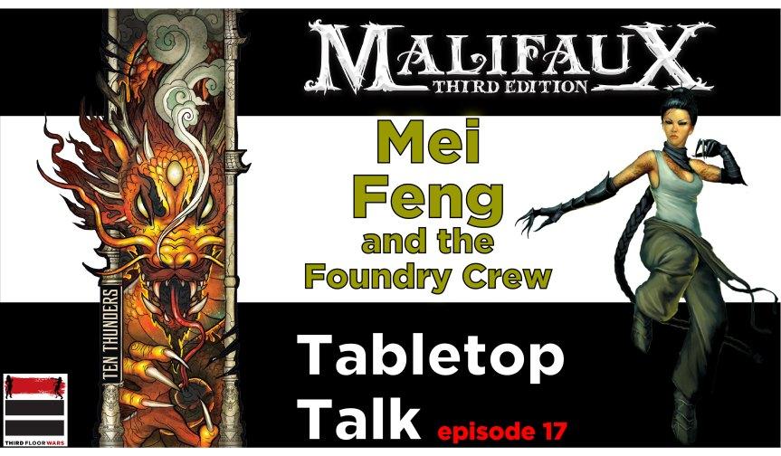 It is Time to Talk Mei Feng in M3e!