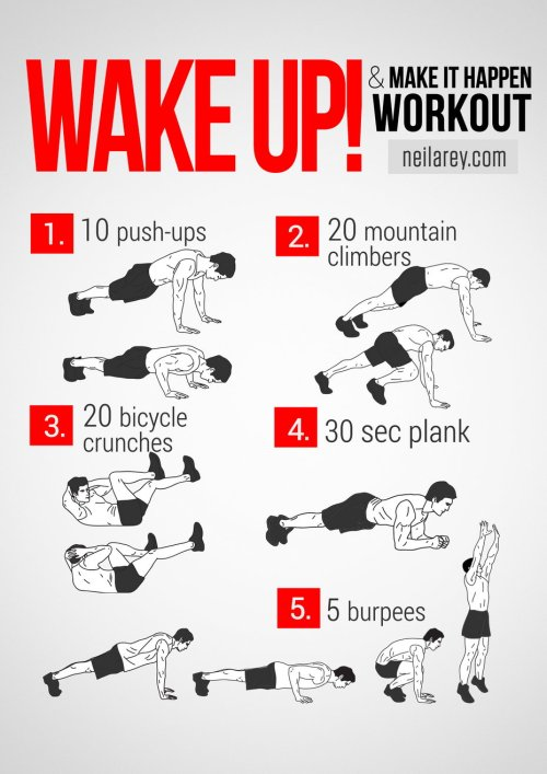 small resolution of wake up workout