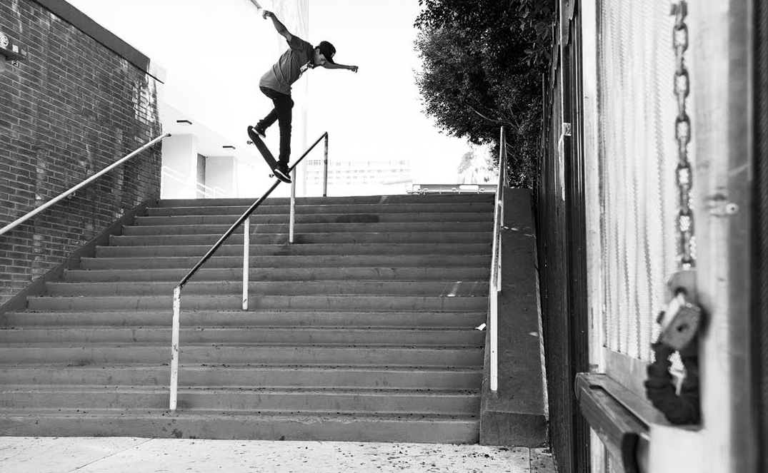 Fall In Colorado Wallpaper Nyjah Huston Is A Beast On A Skateboard Video Third Monk