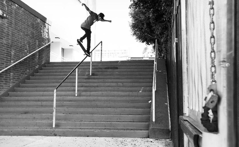 Fall Computer Wallpaper Hd Nyjah Huston Is A Beast On A Skateboard Video Third Monk