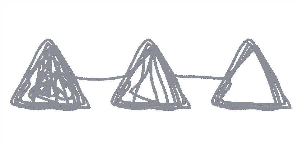 Three Connected Triangles Demonstrate The Importance Of Using Centralized Data Collection For Sustainability Reporting Through Third Partners