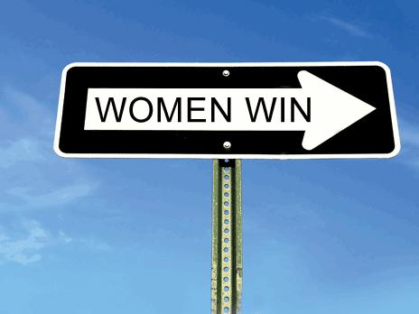 Women are better.