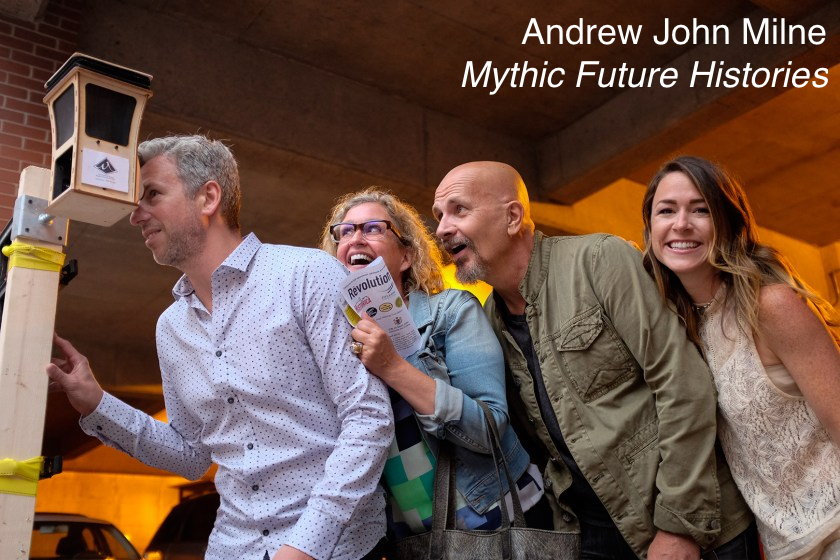 Andrew John Milne - Mythic Future Histories