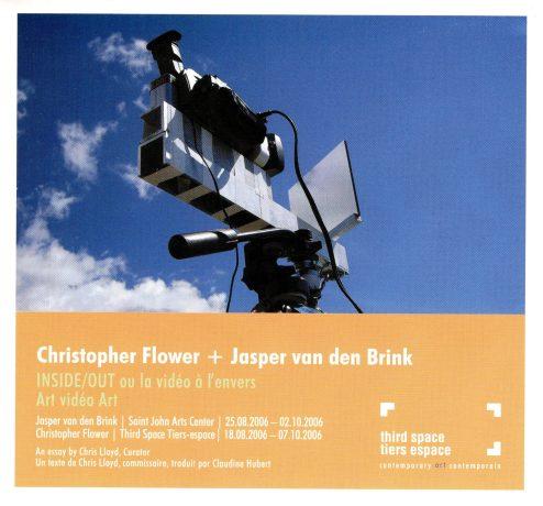 2006: Christopher Flower and Jasper van den Brink
