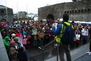Kieran Speech Climate March 2015