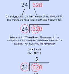 Division for Kids: Short Division (Bus Stop Method) \u0026 Long Division  Explained [ 1600 x 800 Pixel ]