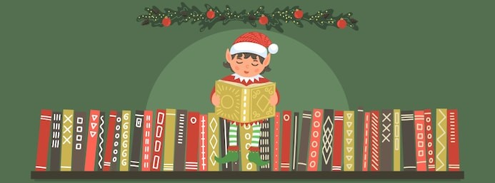 Christmas Reading Challenge 2020