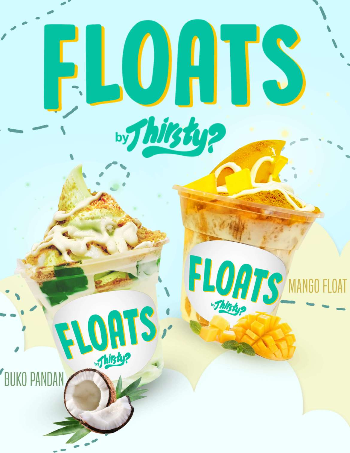 Thirsty Floats