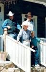 Back: Bob Jones, Tom Roberts. Front: Jerad Roberts, Brian Roberts