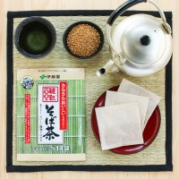 Tea of the Week: Ito En's Dattan Soba Tea