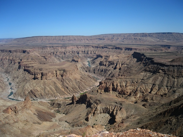 Fish River Canyon view