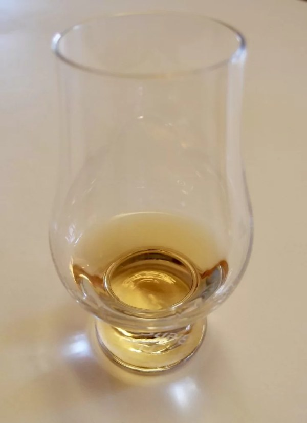 Mars Maltage Cosmo whisky in a glass