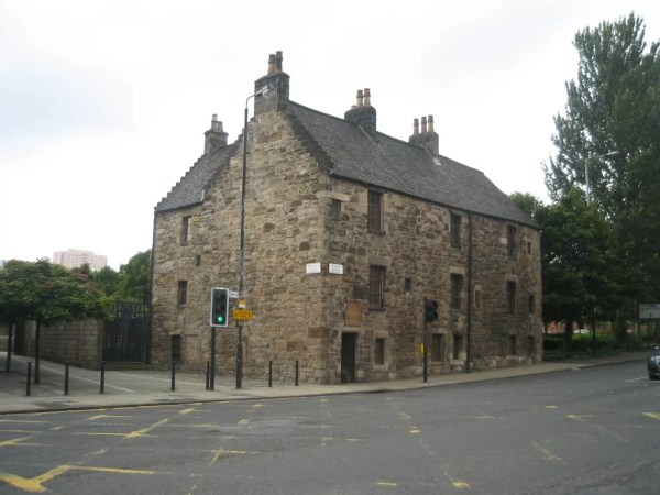 Provand's Lordship building