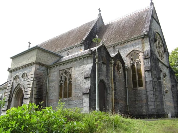 Church of St Mary and St Finnan Scotland