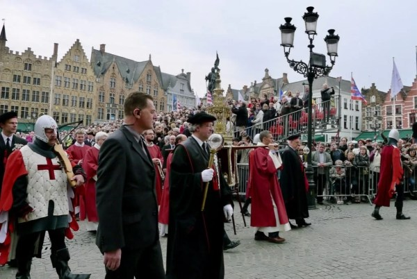 Brotherhood of the Holy Blood, Heilig Bloedprocessie, Bruges, Belgium