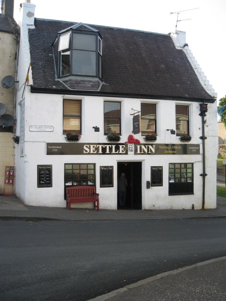 Settle Inn, Stirling Scotland