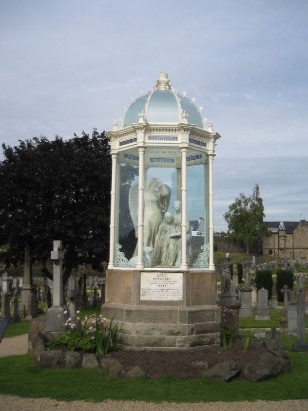 Martyr's Monument, Old Town Cemetery, Stirling