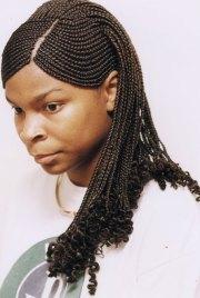 of black hair braid