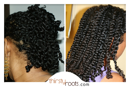 Two Strand Natural Twist