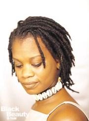 dreadlock short hairstyle