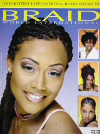 Braiding Hair Magazines