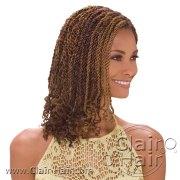 afro kinky twist braids