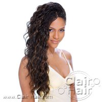 Micro Braids wavy and sexy - thirstyroots.com: Black ...