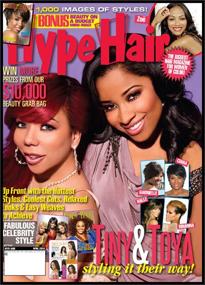 Hype Hair Magazine Hairstyles