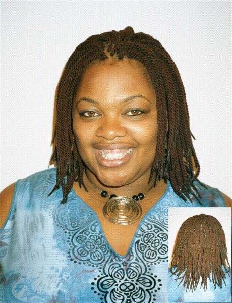 Yarn Twists African American Hair