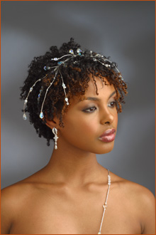 Wedding Hairstyles Natural African American Hair Wedding S Style