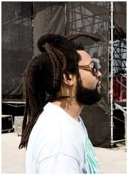 men rasta dreadlock hairstyle