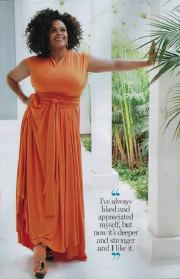 jill scott curly afro hairstyle