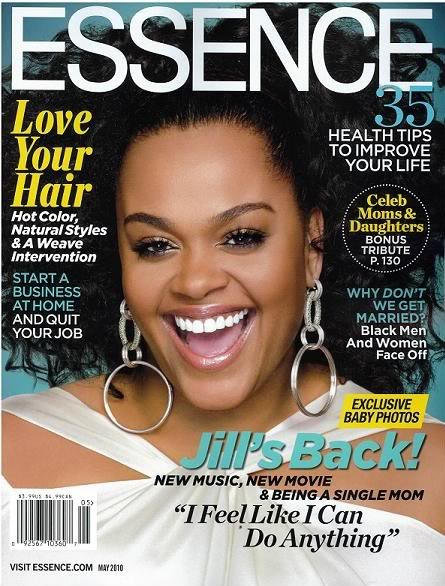 Jill Scott On The Cover Essence Magazine Thirstyroots