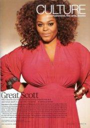 jill scott big curly afro