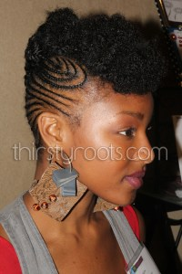 2010 black hair trends