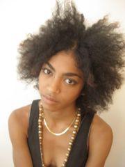 jessi 'bengue black natural hair