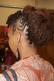 braid and cornrow design