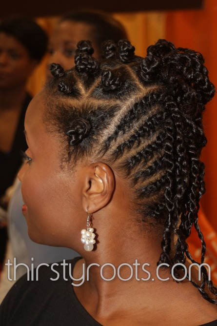 American Care African Hair Natural