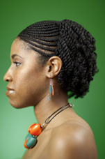Flat Twist Side Natural Hairstyles For Black Women Thirstyroots