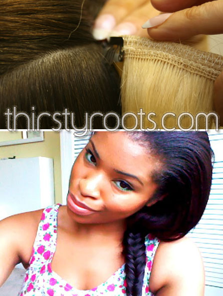 Clip In Hair Extensions Photos