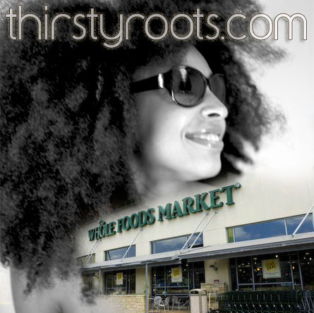 Natural Hair Products At Whole Foods