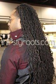 men long dreads