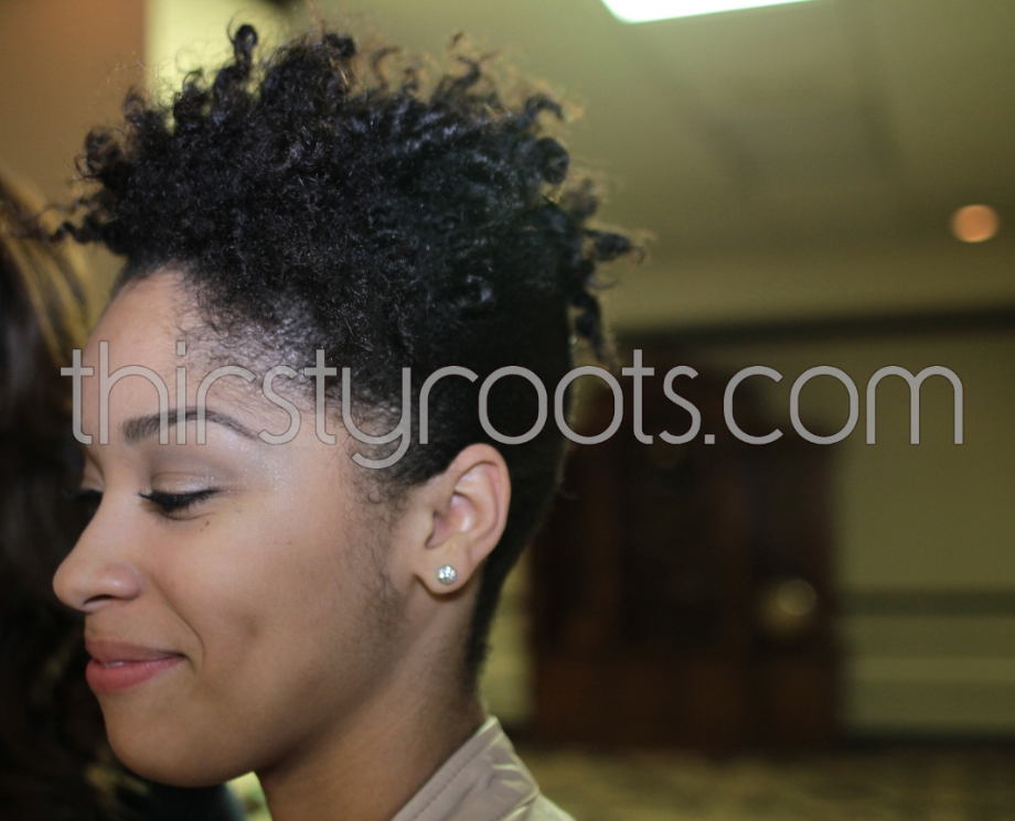 How To Make Short Black Hair Curly